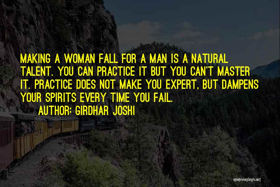 Not For You Quotes By Girdhar Joshi