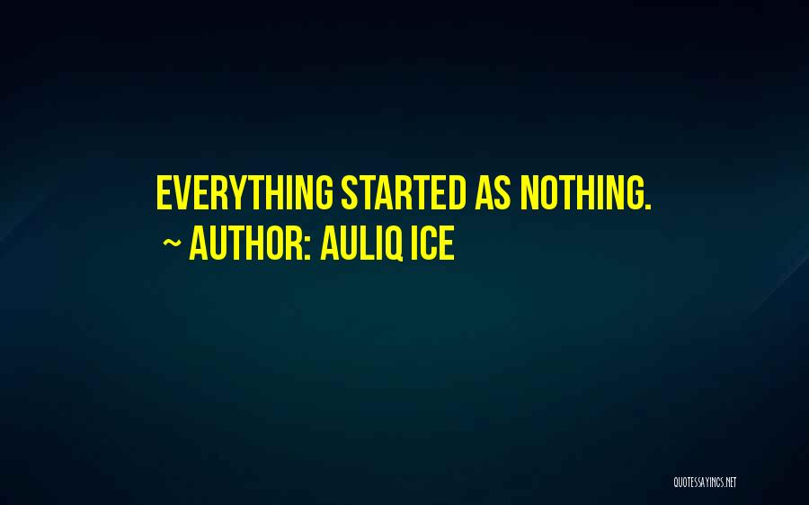 Not Forgetting Yourself Quotes By Auliq Ice