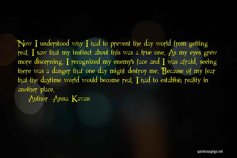 Not Getting Recognized Quotes By Anna Kavan