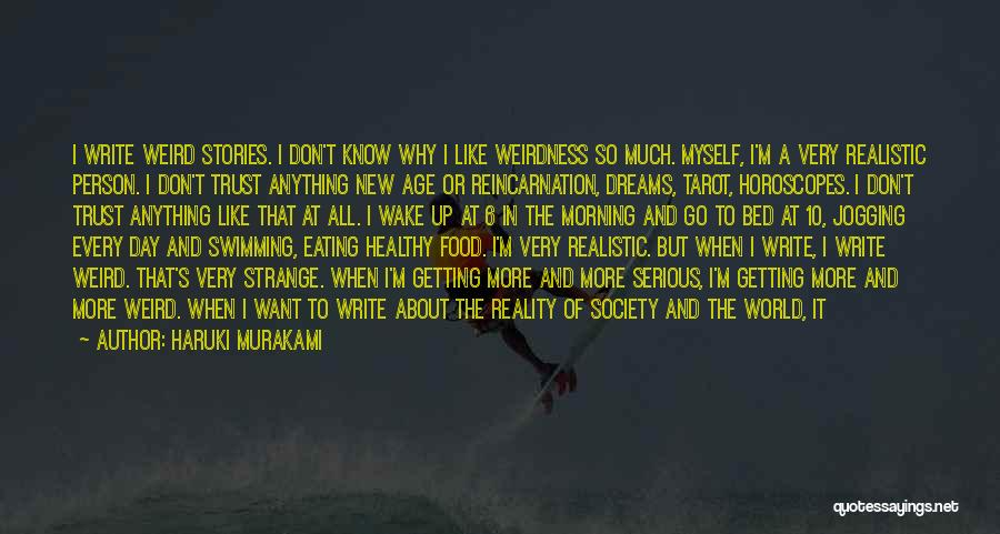 Not Getting Recognized Quotes By Haruki Murakami