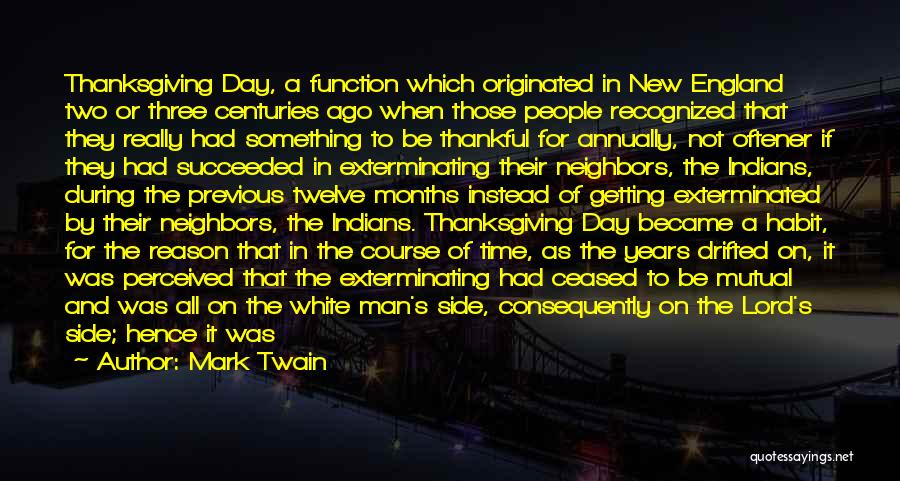 Not Getting Recognized Quotes By Mark Twain