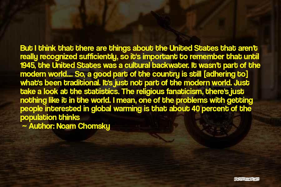 Not Getting Recognized Quotes By Noam Chomsky