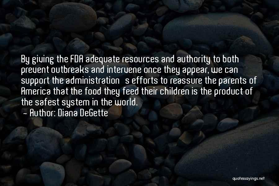 Not Giving Up On Someone Quotes By Diana DeGette