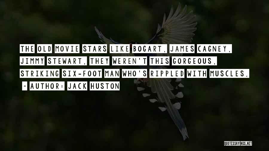 Not Having Muscles Quotes By Jack Huston
