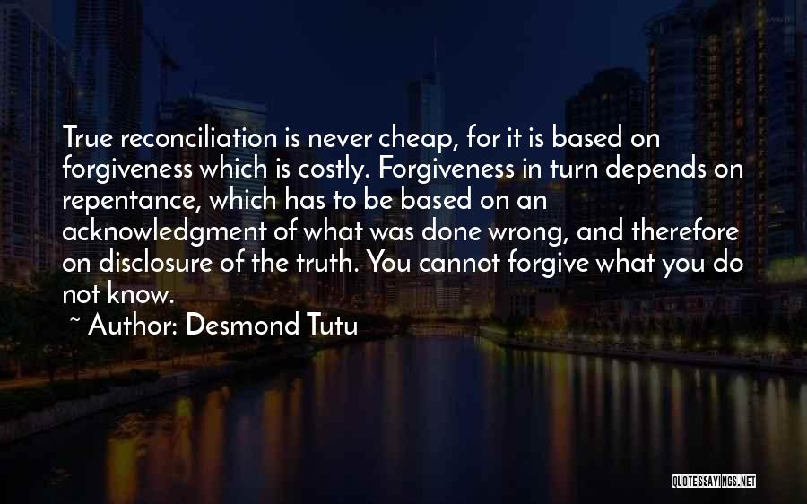 Not In The Wrong Quotes By Desmond Tutu