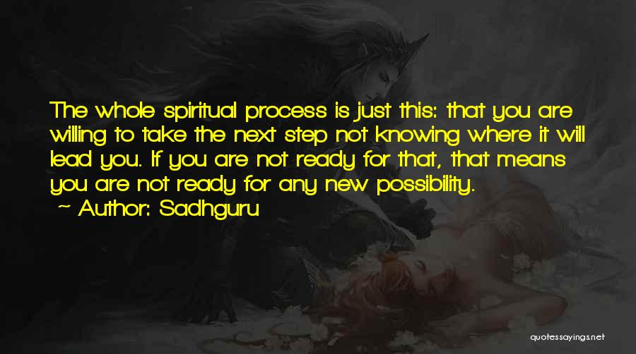 Not Knowing How To Trust Quotes By Sadhguru