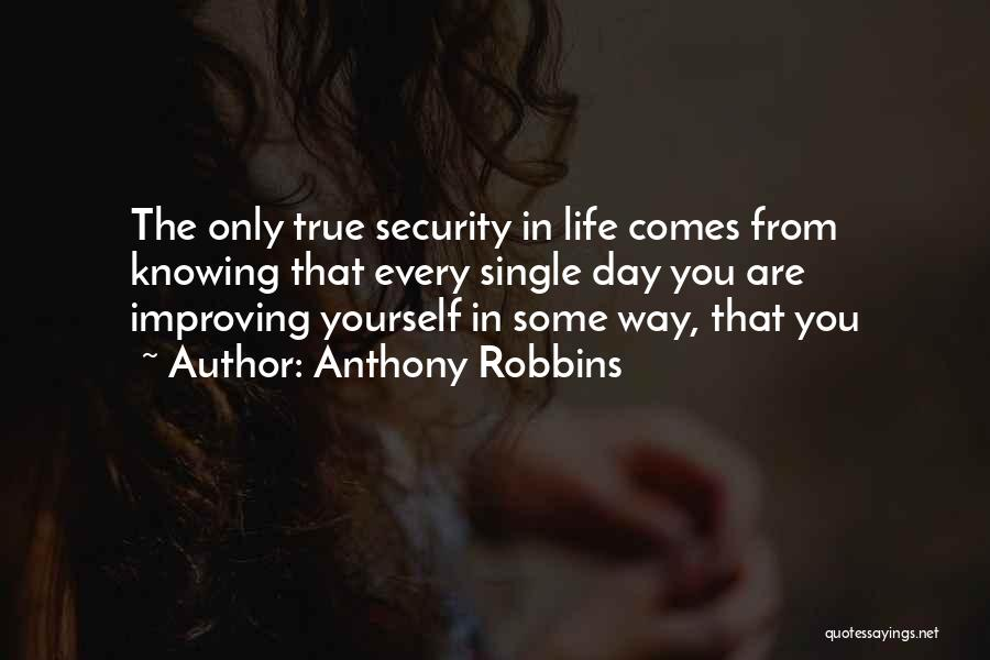Not Knowing What You Want To Do With Your Life Quotes By Anthony Robbins