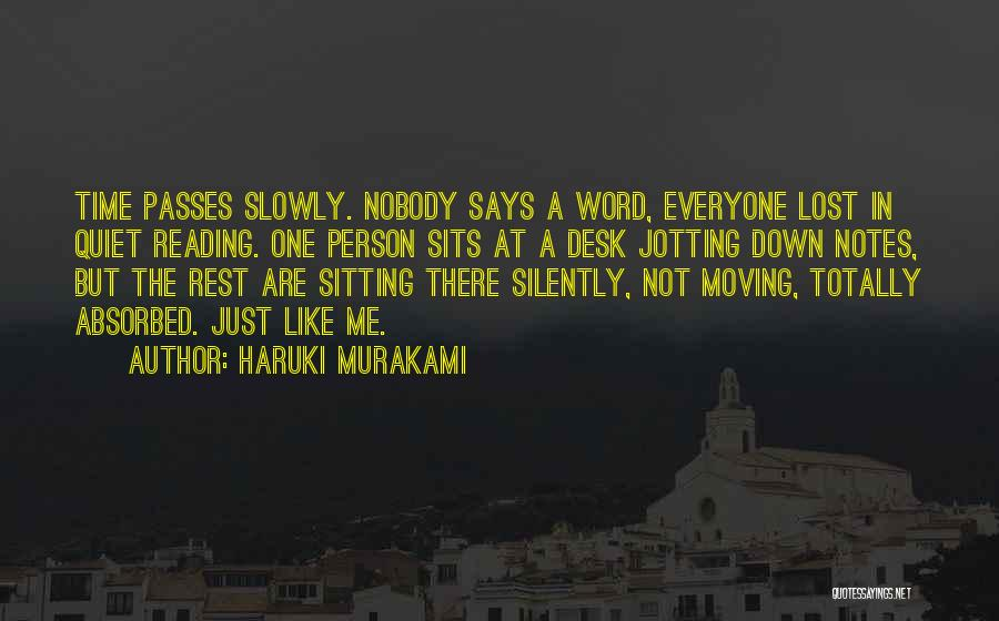 Not Like The Rest Quotes By Haruki Murakami