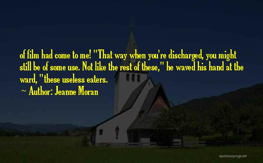 Not Like The Rest Quotes By Jeanne Moran