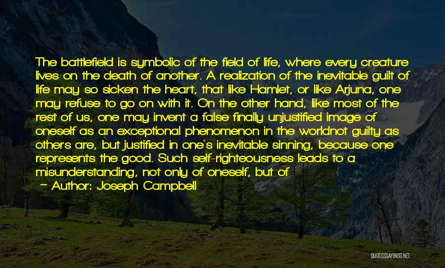 Not Like The Rest Quotes By Joseph Campbell