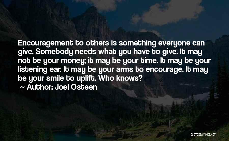 Not Listening To Others Quotes By Joel Osteen