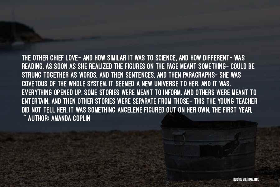 Not Meant For This World Quotes By Amanda Coplin