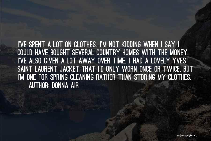 Not Once But Twice Quotes By Donna Air