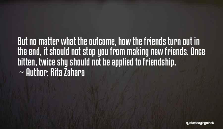 Not Once But Twice Quotes By Rita Zahara