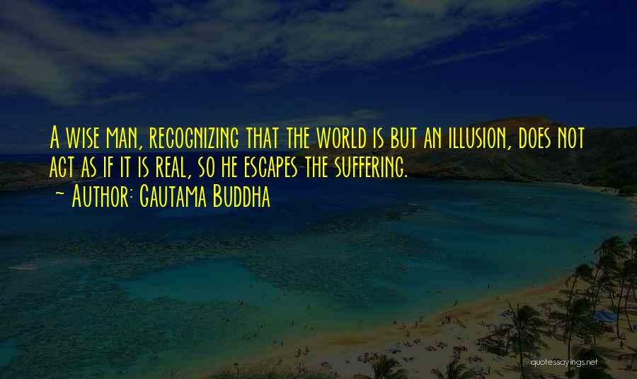 Not Recognizing Yourself Quotes By Gautama Buddha