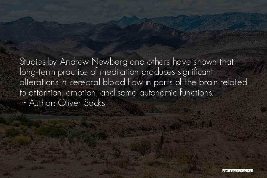 Not Related By Blood Quotes By Oliver Sacks