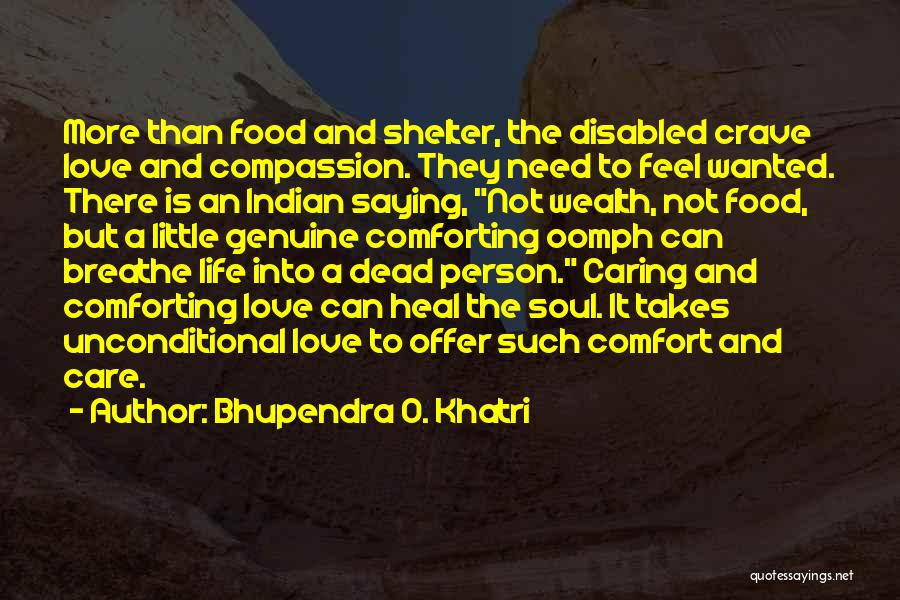 Not Saying How You Really Feel Quotes By Bhupendra O. Khatri