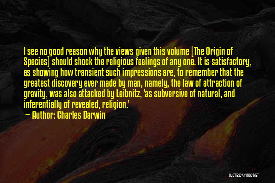 Not Showing My Feelings Quotes By Charles Darwin