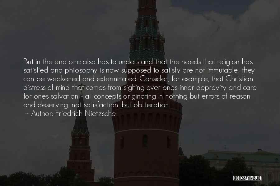 Not Supposed To Care Quotes By Friedrich Nietzsche