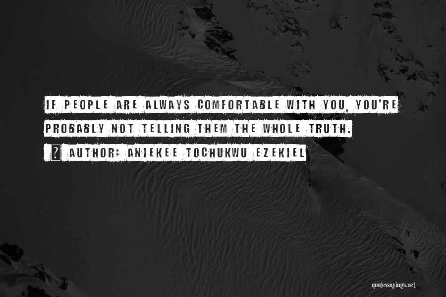 Not Taking Risks Quotes By Aniekee Tochukwu Ezekiel