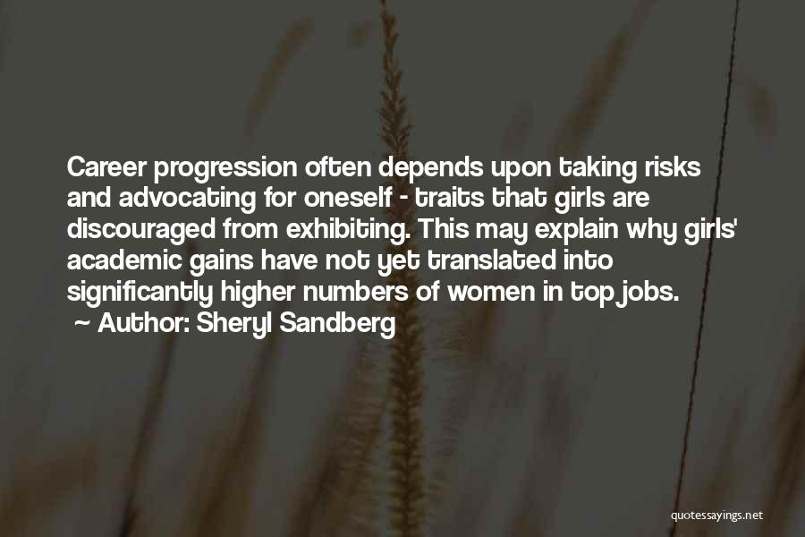 Not Taking Risks Quotes By Sheryl Sandberg