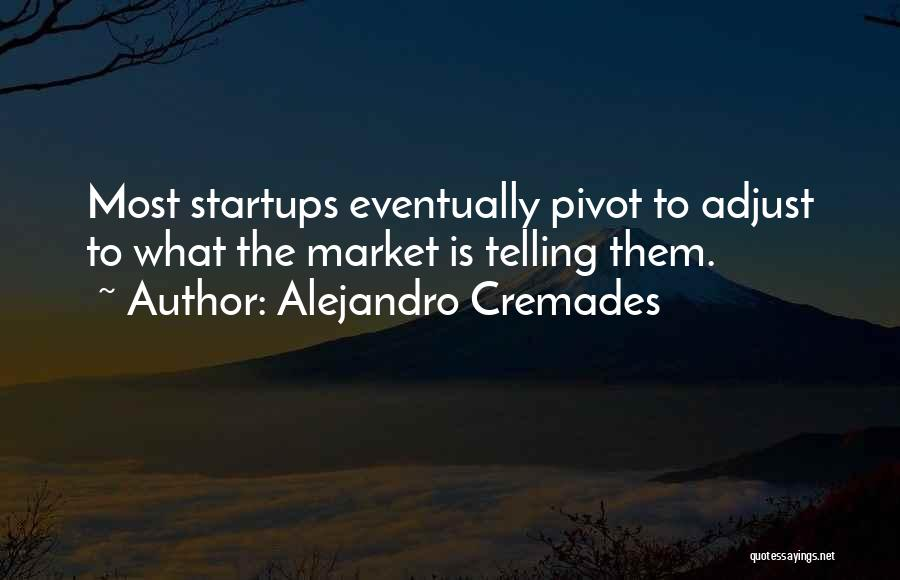 Not Telling Your Business Quotes By Alejandro Cremades