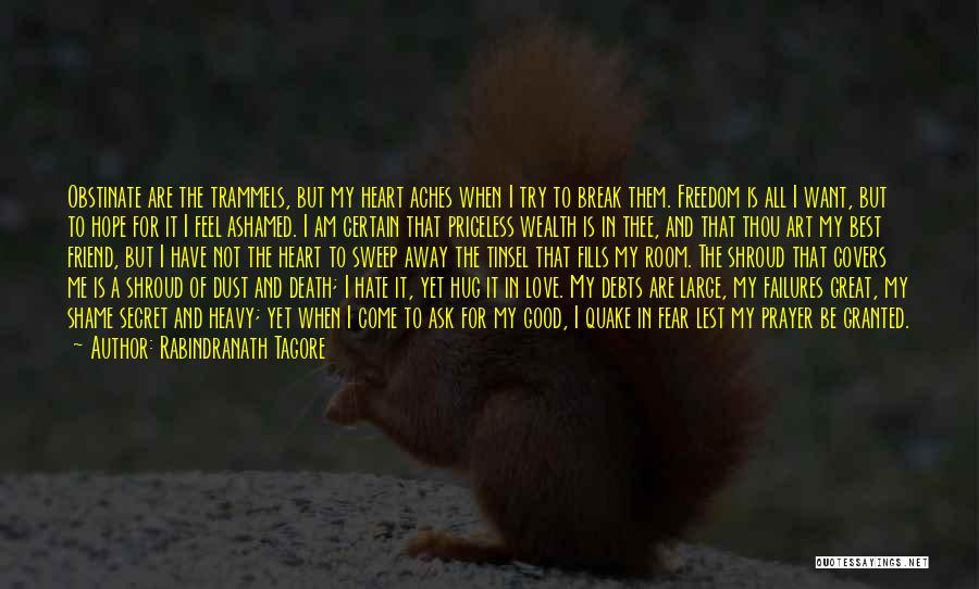 Not To Fear Death Quotes By Rabindranath Tagore