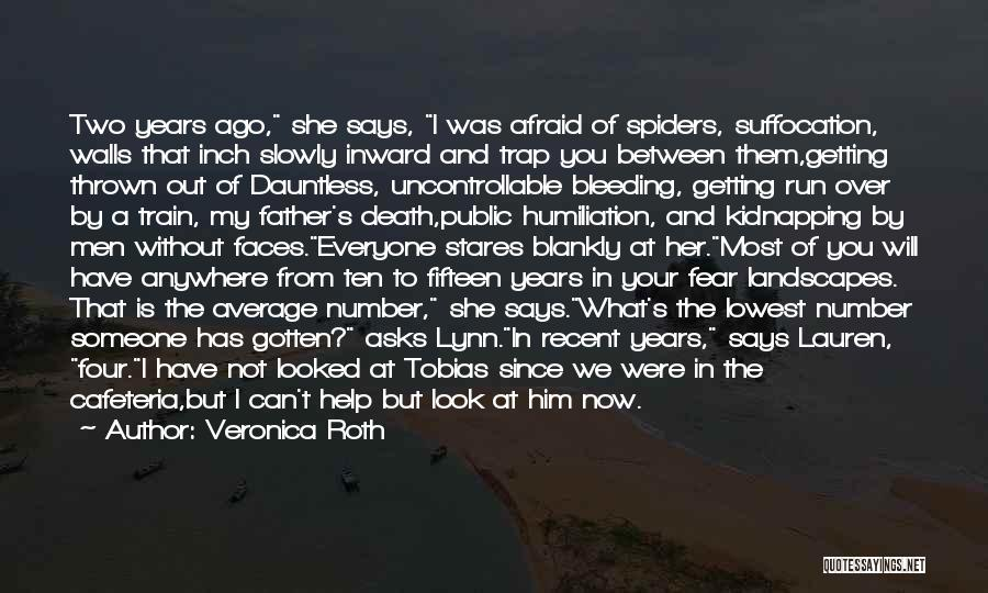 Not To Fear Death Quotes By Veronica Roth
