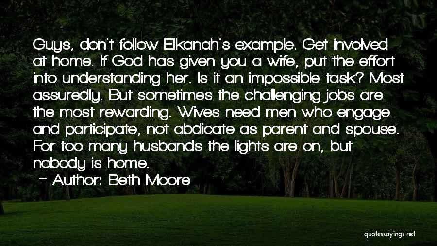 Not Understanding Guys Quotes By Beth Moore