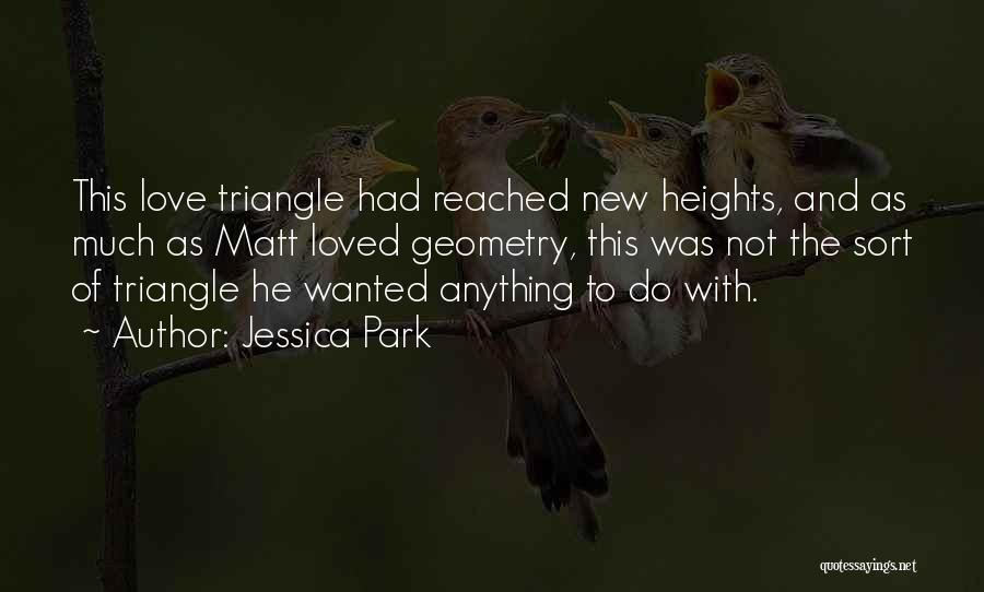 Not Wanted Love Quotes By Jessica Park