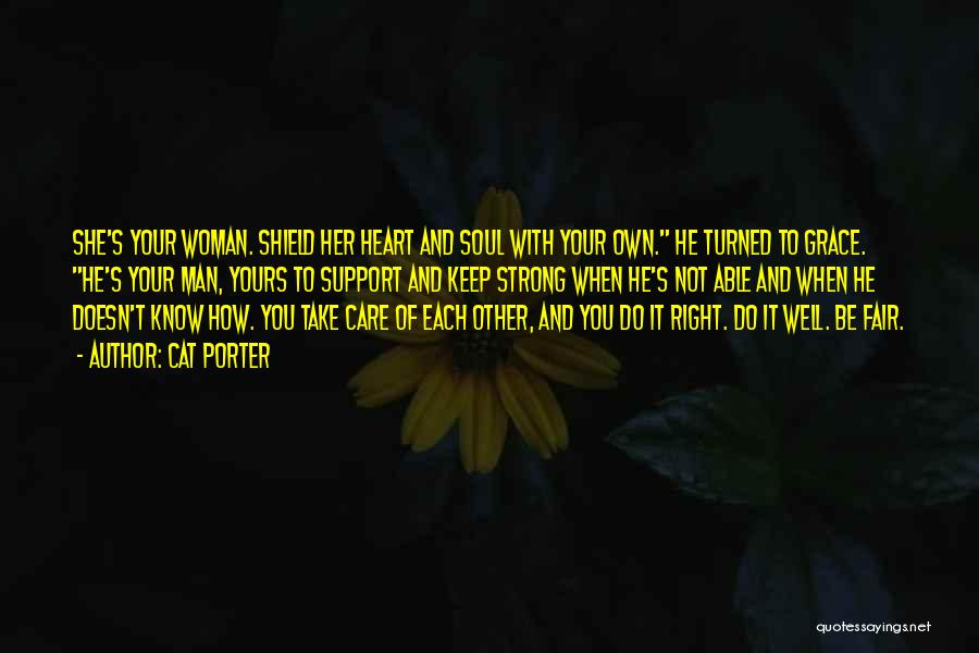 Not Yours Quotes By Cat Porter
