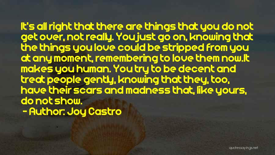 Not Yours Quotes By Joy Castro