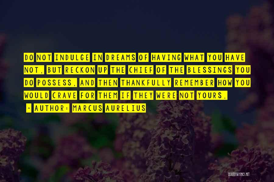 Not Yours Quotes By Marcus Aurelius