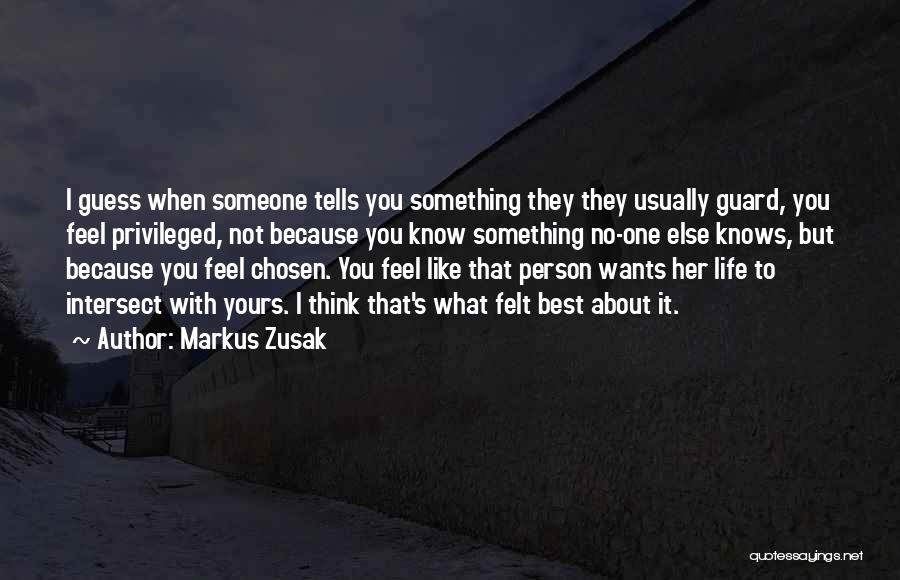 Not Yours Quotes By Markus Zusak