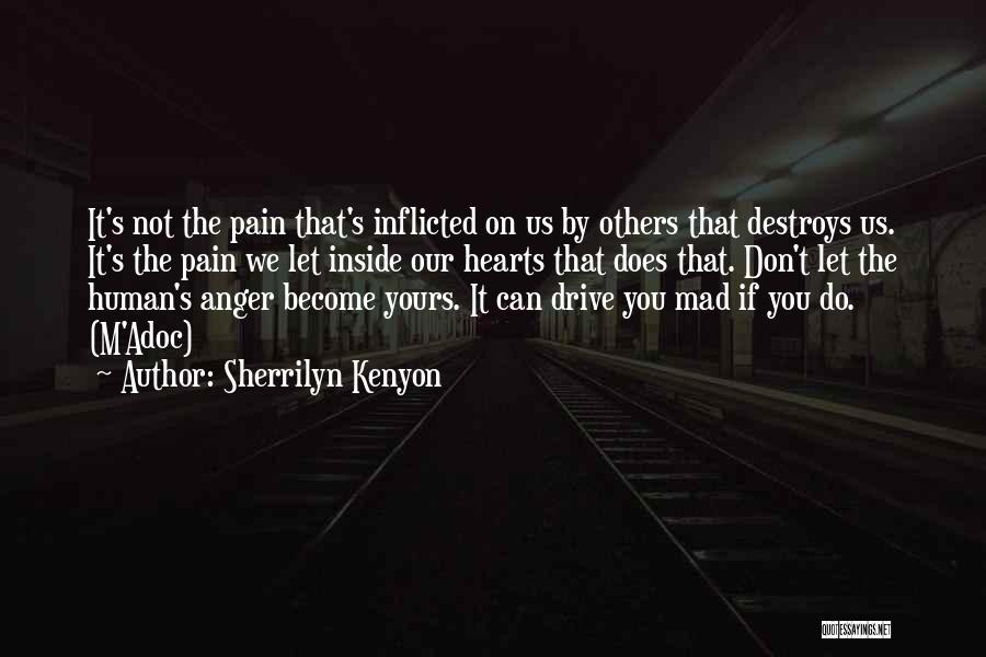 Not Yours Quotes By Sherrilyn Kenyon
