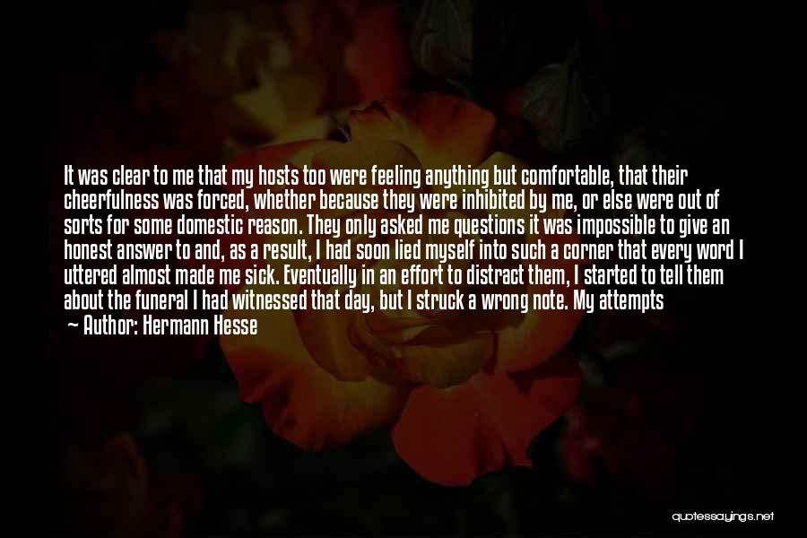 Note Myself Quotes By Hermann Hesse
