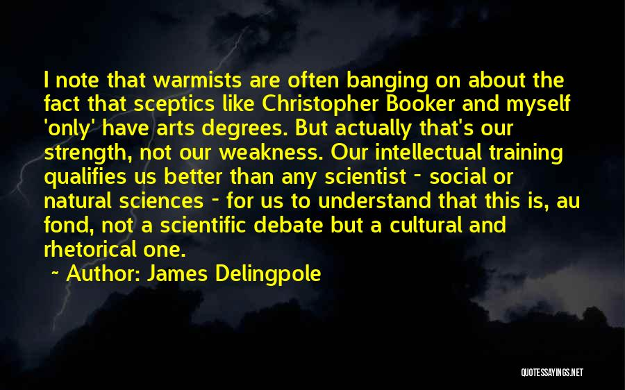 Note Myself Quotes By James Delingpole