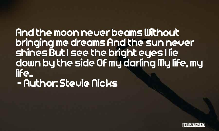 Nothing Bringing Me Down Quotes By Stevie Nicks