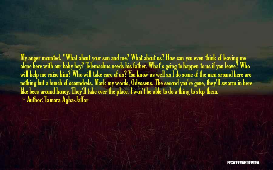 Nothing Can Happen Quotes By Tamara Agha-Jaffar