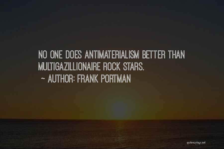 Nothing Ever Gets Better Quotes By Frank Portman
