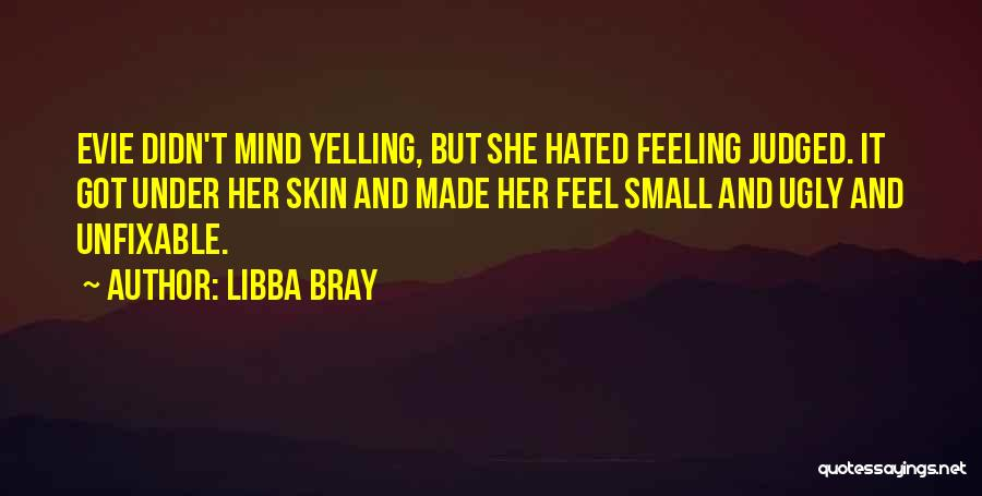 Nothing Is Unfixable Quotes By Libba Bray