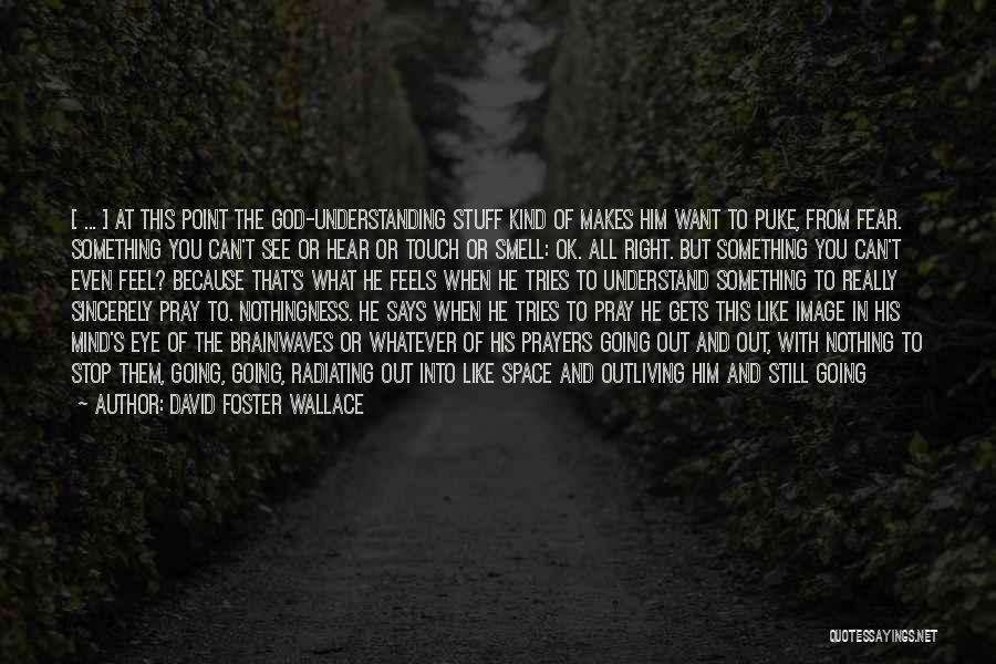 Nothing Like Anything Quotes By David Foster Wallace