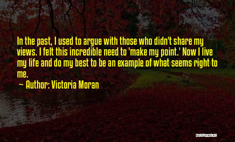Nothing Seems Going Right Quotes By Victoria Moran