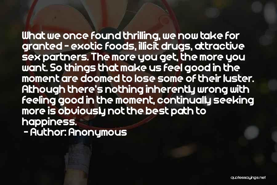 Nothing To Lose Best Quotes By Anonymous