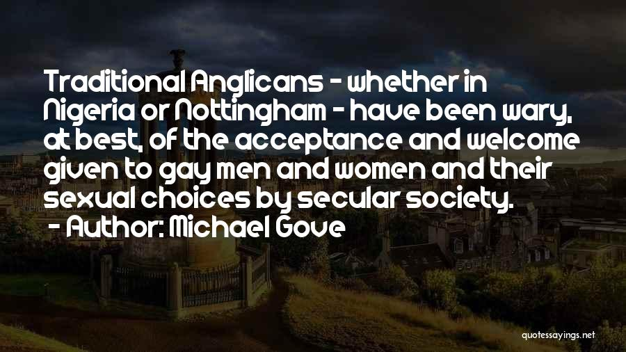Nottingham Quotes By Michael Gove