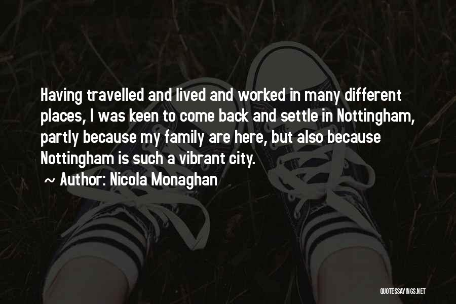 Nottingham Quotes By Nicola Monaghan