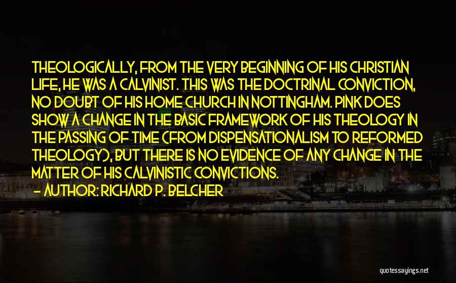 Nottingham Quotes By Richard P. Belcher