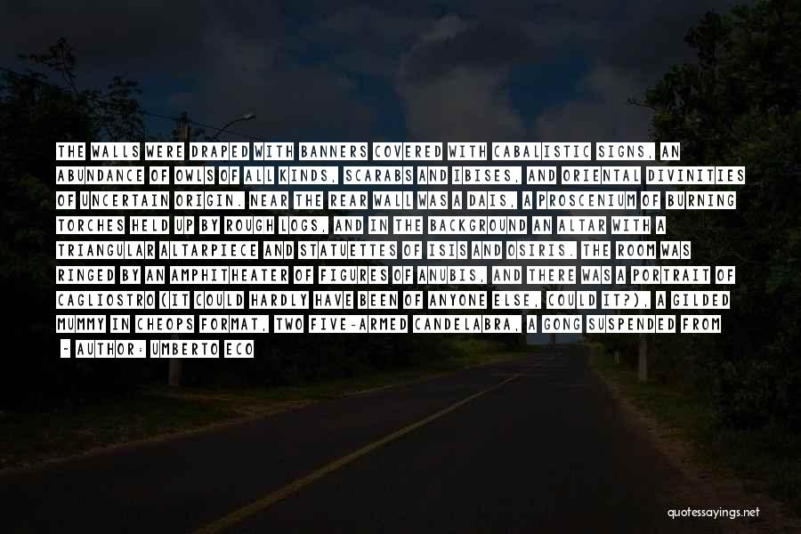 Nottingham Quotes By Umberto Eco