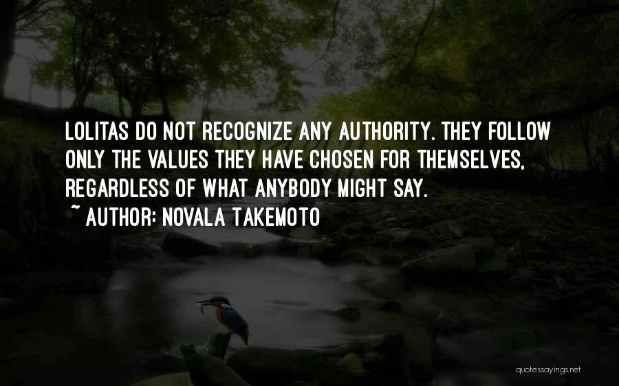 Novala Takemoto Quotes 1113173