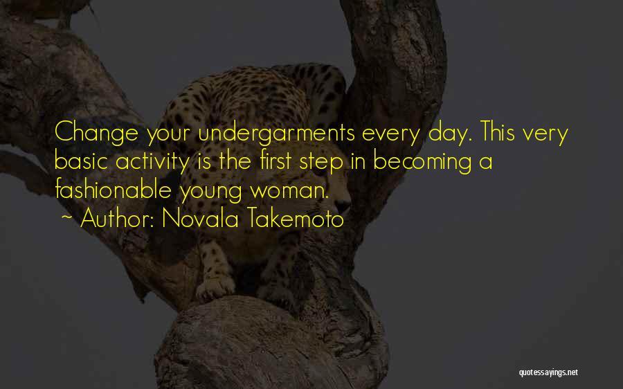 Novala Takemoto Quotes 1568096